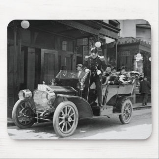 German Military in D.C., 1910s Mouse Pad