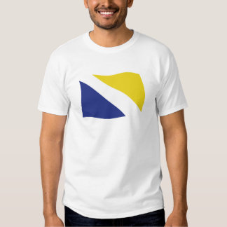 German Minority of Northern Schleswig Flag Shirt