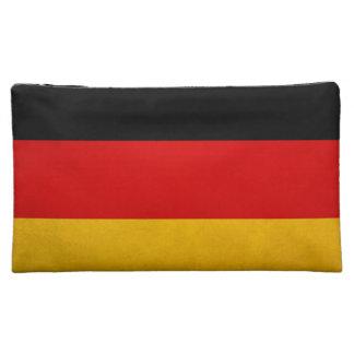 German national flag makeup bag
