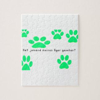 German -Ogre Jigsaw Puzzle