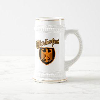 German Oktoberfest Beer Stein