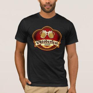German Oktoberfest Celebration Custom Year Date T-Shirt