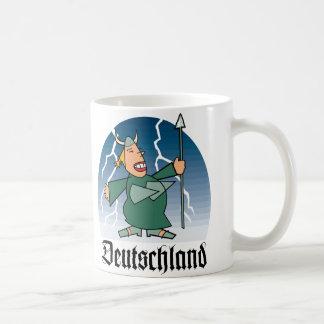 German Opera Singer Coffee Mugs