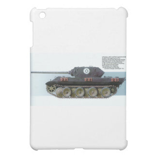 GERMAN PANTHER TANK CASE FOR THE iPad MINI