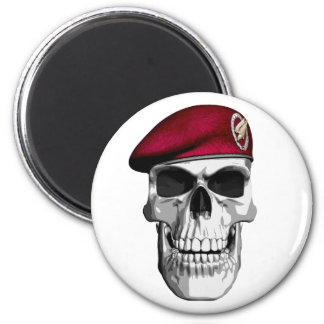 German Paratroopers 2 Inch Round Magnet