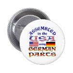 German Parts Pin