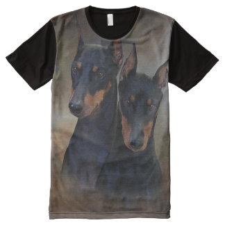 German Pinscher All-Over-Print T-Shirt