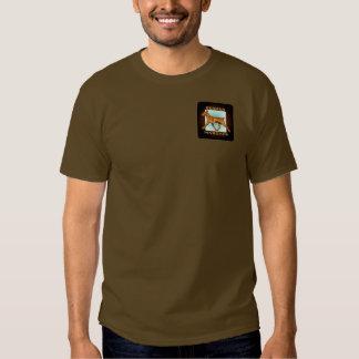 German Pinscher Badge, square T-shirts