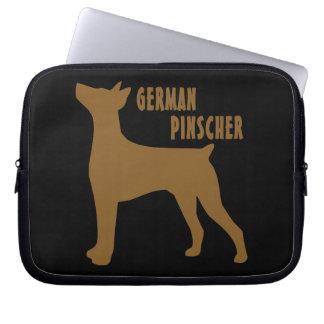 German Pinscher Laptop Sleeve
