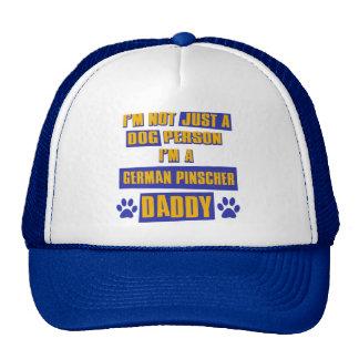 German Pinscher Mommy Trucker Hat
