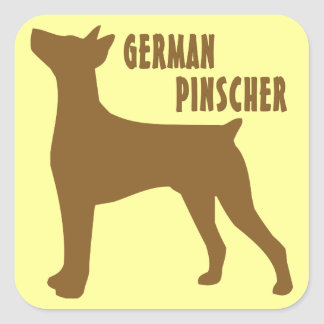 German Pinscher Sticker