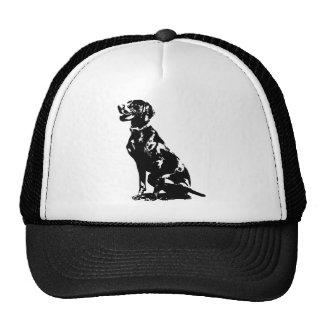 German Pointer Silhouette Trucker Hat