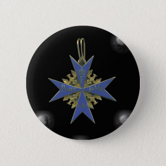 German Pour Le Merit Button