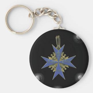 German Pour Le Merit Keychain