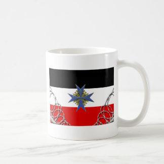German Pour Le Merit Medal Coffee Mug