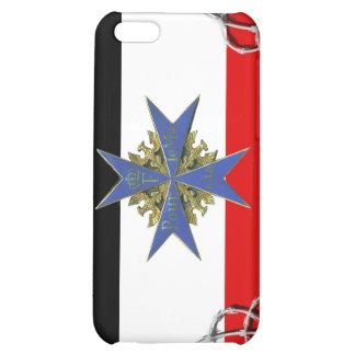 German Pour Le Merit Medal Case For iPhone 5C