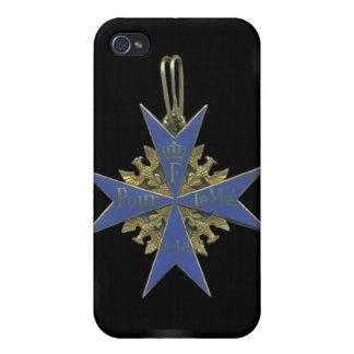 German Pour Le Merit Medal iPhone 4/4S Cover