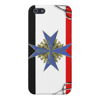 German Pour Le Merit Medal Covers For iPhone 5