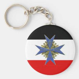 German Pour Le Merit Medal Keychain