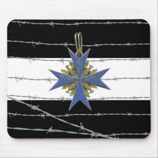 German Pour Le Merit Medal Mouse Pad
