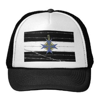 German Pour Le Merit Medal Trucker Hat