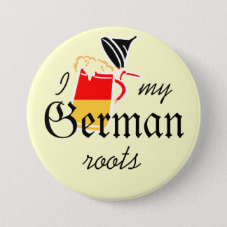 German Pride Button