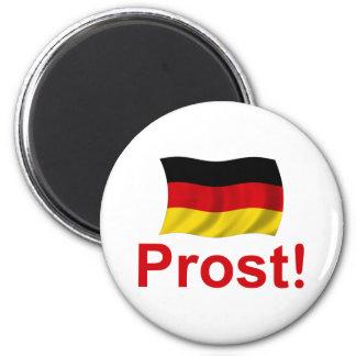 German Prost! 2 Inch Round Magnet