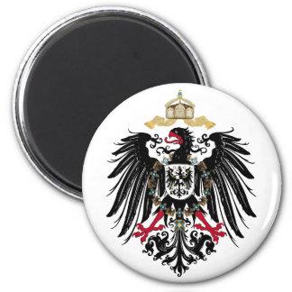 German realm Reich 2 Inch Round Magnet