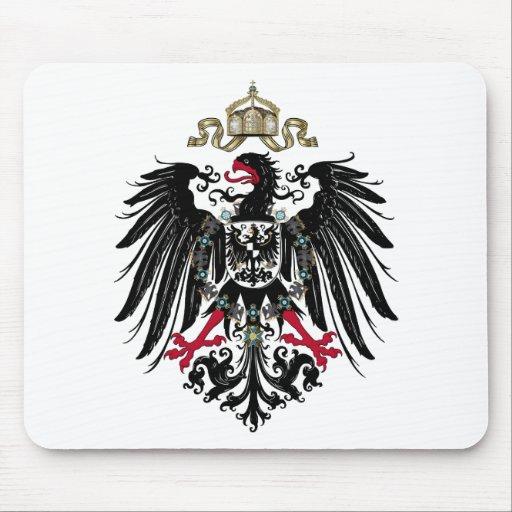 German Reich-Reichsadler 1889 Mouse Pad