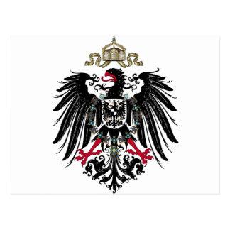 German Reich-Reichsadler 1889 Post Cards