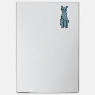 German Rex Cat Cartoon Post-it® Notes