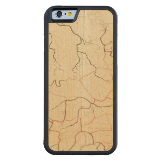 German Rivers 2 Carved® Maple iPhone 6 Bumper Case
