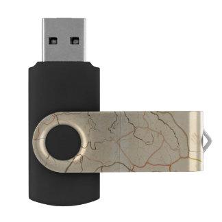 German Rivers 2 Swivel USB 2.0 Flash Drive