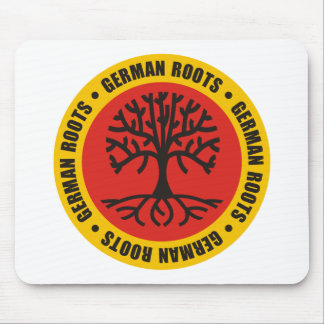 German Roots Mouse Pads