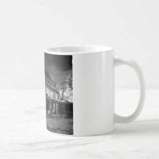 German ruin coffee mug