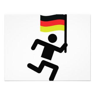 german runner icon custom invites