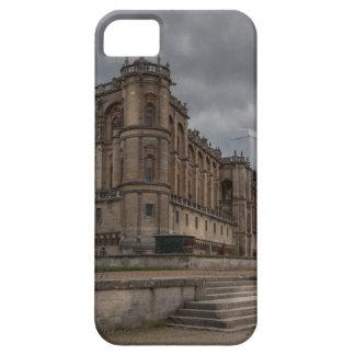 German saint in Bush hammer, Paris, France iPhone SE/5/5s Case