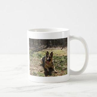 German Shepard Coffee Mug