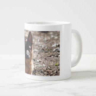 German Shepard Dog Giant Coffee Mug