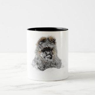 german shepard mug