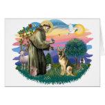 German Shepherd (#2) Greeting Card