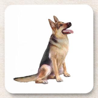 German Shepherd (A) Coaster