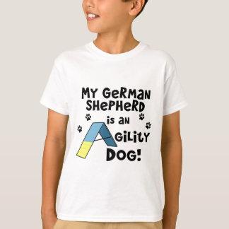 German Shepherd Agility Dog Child's T-Shirt