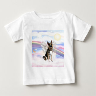 German Shepherd Angel (3) Baby T-Shirt