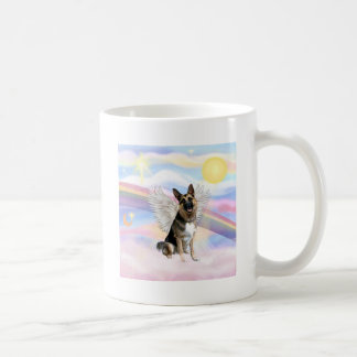 German Shepherd Angel (3) Coffee Mug