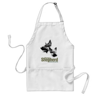 German Shepherd Apron