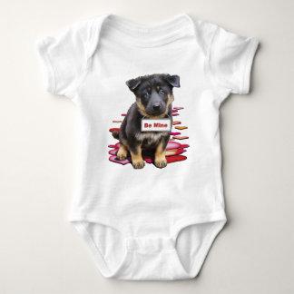 German Shepherd, Babe Baby Bodysuit