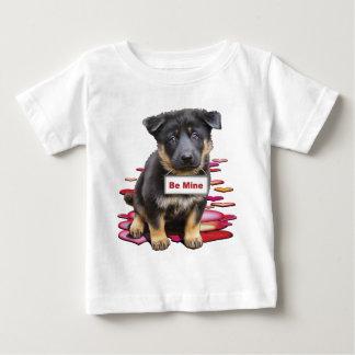 German Shepherd, Babe Baby T-Shirt