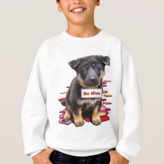 German Shepherd, Babe Sweatshirt