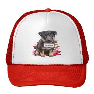 German Shepherd, Babe Trucker Hat